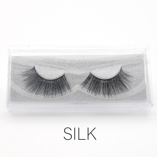 Glam Mink Lashes Silk - Haircaredelight.co.uk