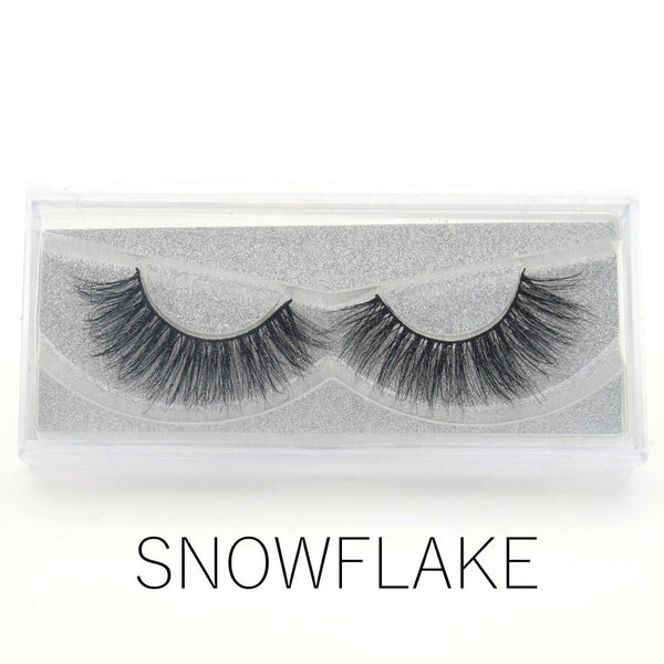 Glam Mink Lashes Snowflake - Haircaredelight.co.uk