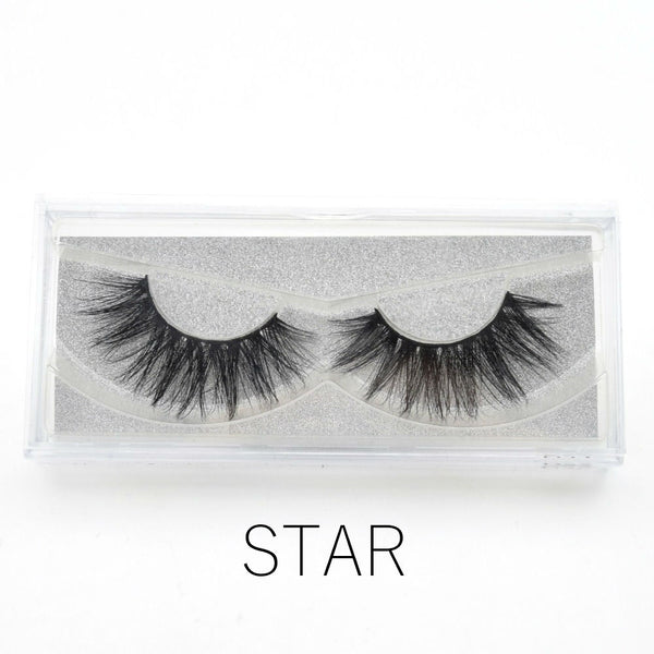 Glam Mink Lashes Star - Haircaredelight.co.uk