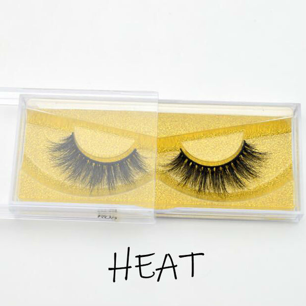 Summer Mink Lashes Heat - Haircaredelight.co.uk