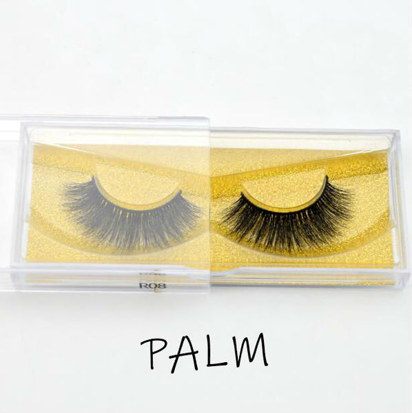 Summer Mink Lashes Palm - Haircaredelight.co.uk