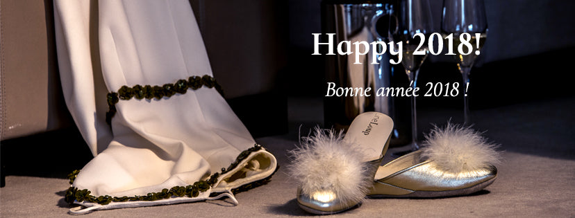 Best wishes for 2018 from Line Loup!