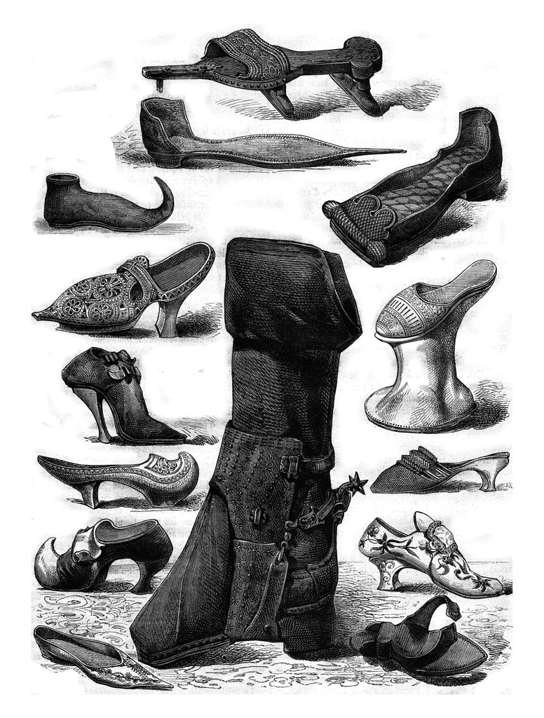 The history of slippers