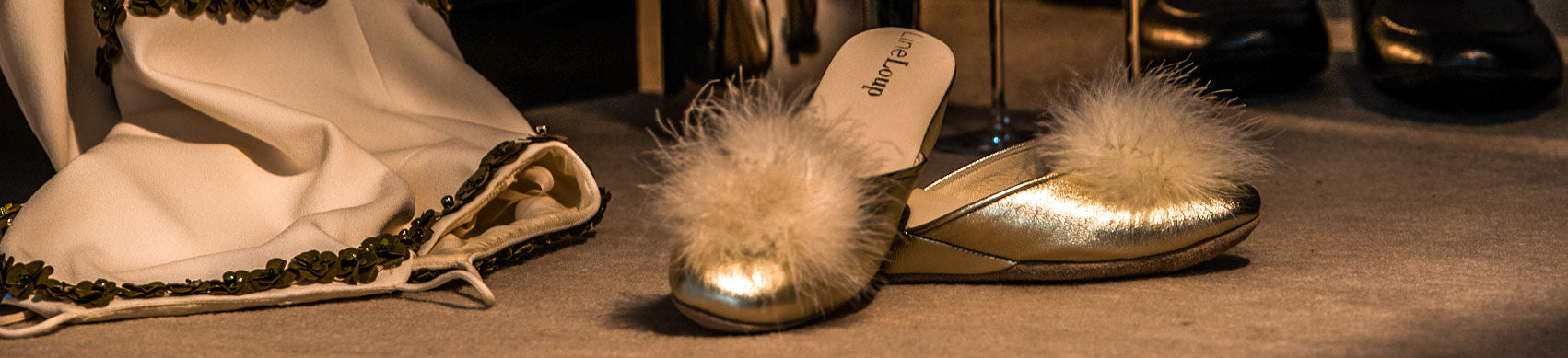 Slippers for Women - Luxury slippers to be elegant and chic at home!