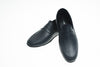 Slipper, Line Loup, men, navy, Roby, calfskin