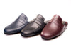 men, mule, Jacques, bordeaux, black, navy, calfskin, Line Loup