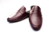 bordeaux, slipper, calfskin, men, Jacques, Line Loup