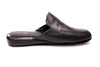 Line Loup, men, Jacques, loafer, black, calfskin