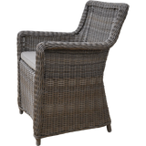 Asburton Outdoor Wicker Dining Armchair - DECOR STAR