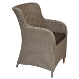 EPPING - Outdoor Wicker Turin Single Seater Armchair