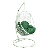 Williamtown Hanging Chair Swing White