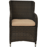 Outdoor Wicker Turin Chair