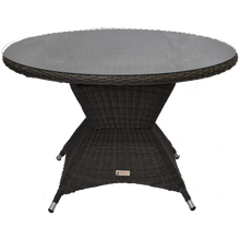Hawthorn Outdoor Wicker Round Dining Table