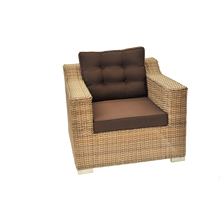 BEAUMARIS - Luxury Outdoor Wicker Wide Armrest Sofa - Furniture Star Direct