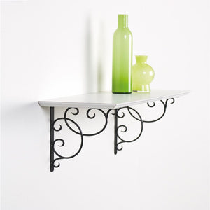 CURLY 190 - Shelf Wall Mounted Brackets 1