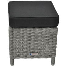 Armadale Outdoor Wicker Footstool