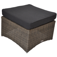 BRIGHTON - Outdoor Wicker Large Ottoman