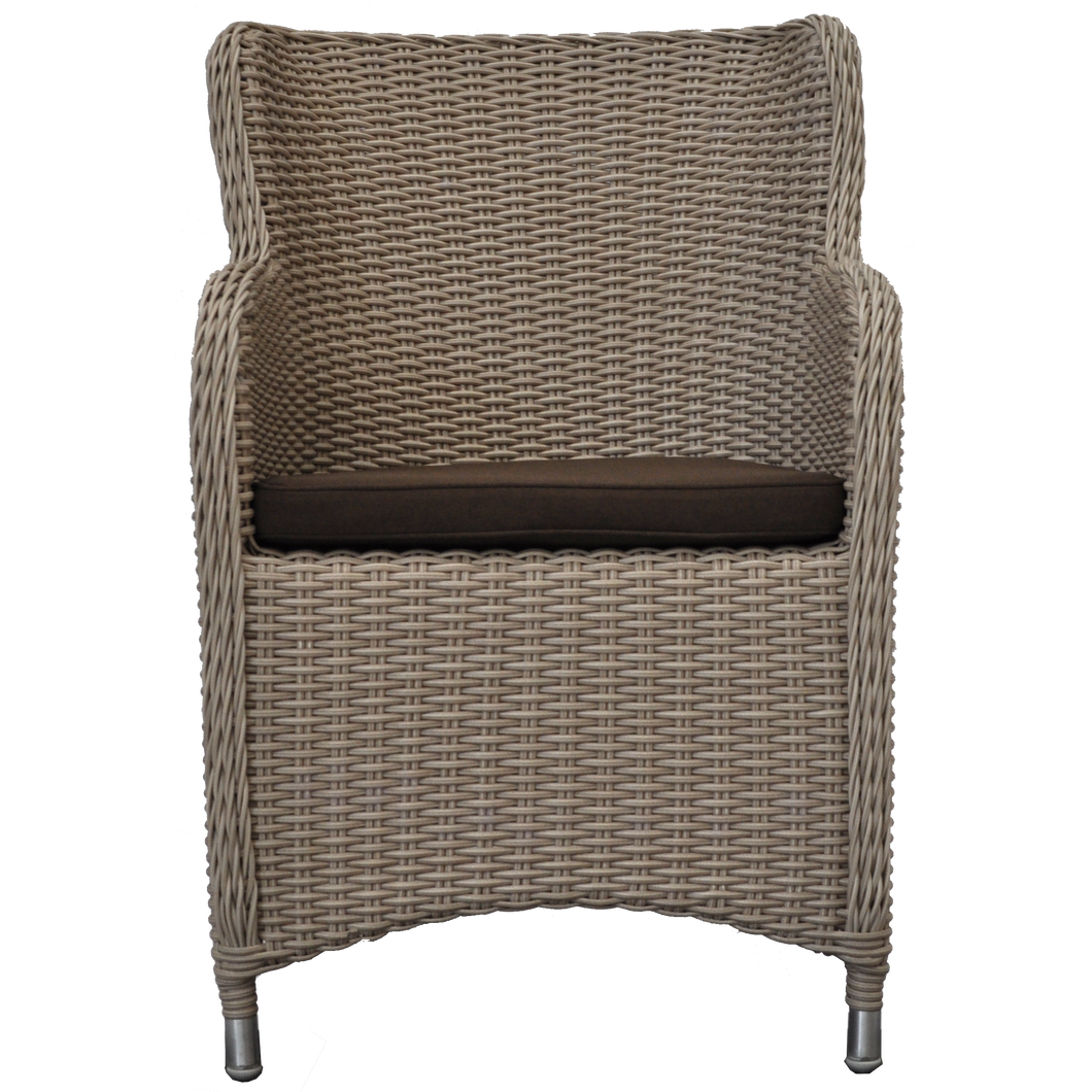 Epping Outdoor Wicker Armchair