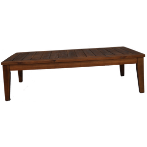MORNINGTON - Eucalyptus Timber Rectangle Coffee Table