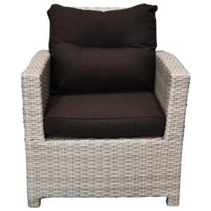 Camberwell Outdoor Wicker Single Seater Sofa