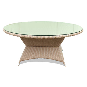 Clifton Hill Outdoor Wicker Large Round Table
