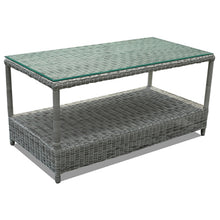 Eaglemont Outdoor Wicker Coffee Table