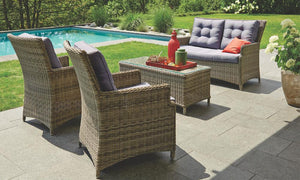 ESSENDON - Outdoor Single Sofa - Furniture Star Direct