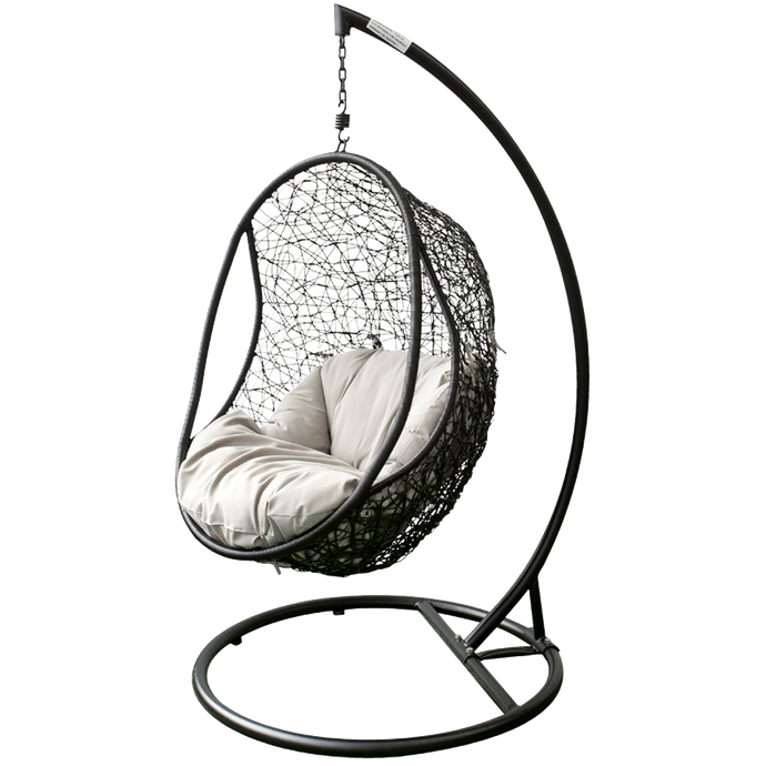PRE-ORDER FITZROY - Egg Shape Hanging Chair Swing