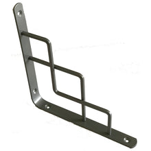2X STEP 145 - Wall Mounted Shelf Brackets with hardware
