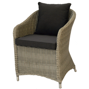 PRESTON - Outdoor Wicker Armchair