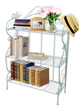 RESERVOIR - 3 Tiers Plant Stand Pot Rack Garden Flower Display Shelf Storage - Furniture Star Direct