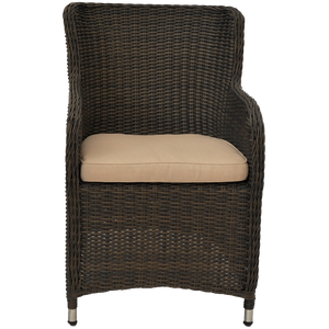 Ormond Outdoor Wicker Turin Armchair - DECOR STAR