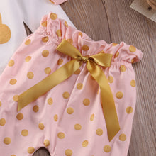 Bunny Romper and Pant Set