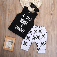 "Cheeky ""I DO WHAT I WANT"" unisex singlet and shorts set"
