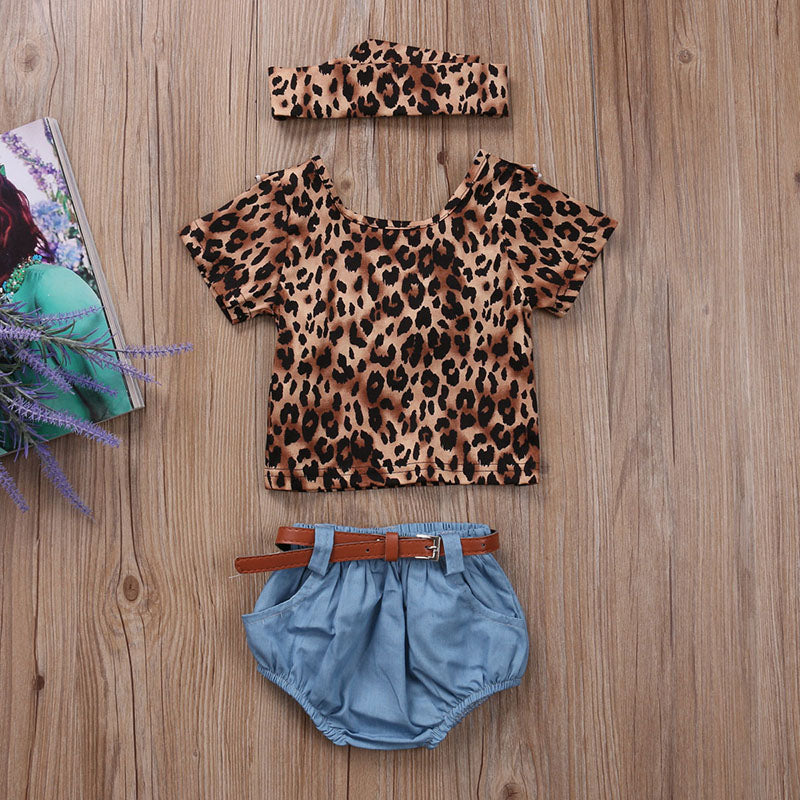 952605db9 Leopard Shirt & Bloomer Set – Your Collection Apparel