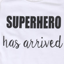 Superhero Has Arrived Set