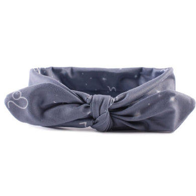 purple Cute girls bowknot headband.