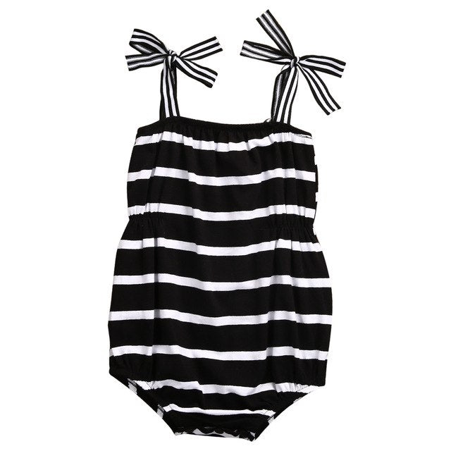 Striped Summer Romper