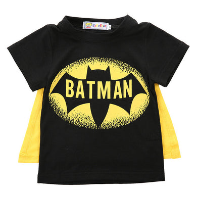 Batman Capped T-Shirt