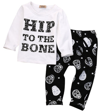 Hip To The Bone 2PC Set