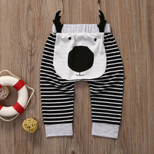 reindeer super adorable 3D animal harem pants.