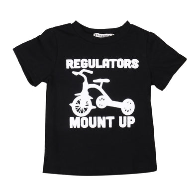 Regulators Mount Up T-Shirt