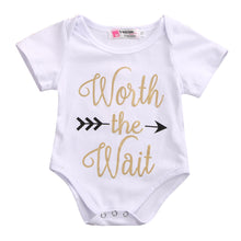 Worth the Wait Romper