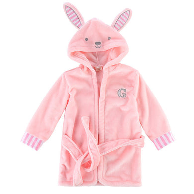 bunny Gorgeous and snug character hooded bathrobe