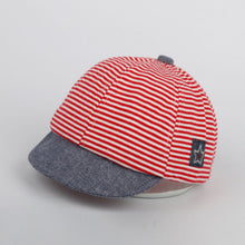 red Gorgeous striped Jazz Cap!