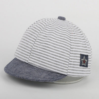 Gorgeous striped Jazz Cap!