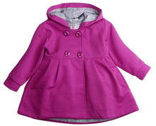 purple Winter Warm Jacket