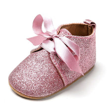 pink Bling Soft Shoes