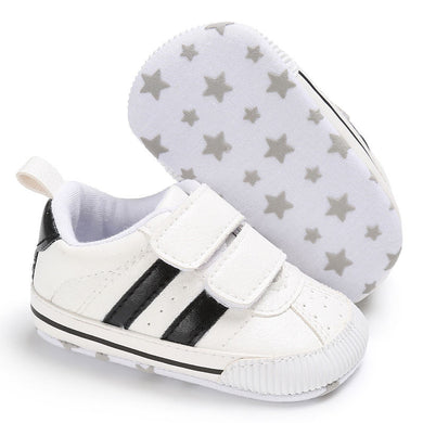 Boys and Girls funky sneaker perfect for those first steps.