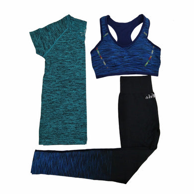 women's exercise set